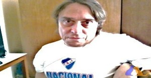 Duendesensual 50 years old I am from Pocitos/Montevideo, Seeking Dating with Woman
