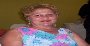 Loira60 66 years old I am from Goiânia/Goias, Seeking Dating Friendship with Man