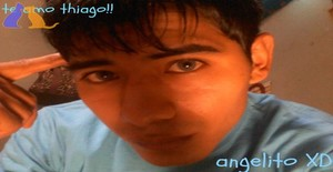 Angeloteeee 25 years old I am from Lima/Lima, Seeking Dating Friendship with Woman