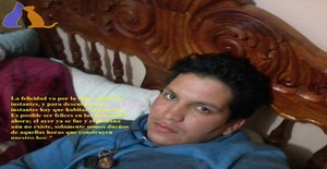 Faustocazar 34 years old I am from Quito/Pichincha, Seeking Dating with Woman