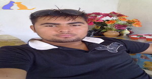 Claudiovaez 25 years old I am from Salto Del Guaira/Canindeyu, Seeking Dating Friendship with Woman