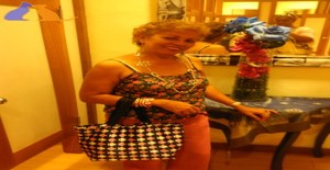 Clara luz 60 years old I am from Santo Domingo/Distrito Nacional, Seeking Dating Friendship with Man