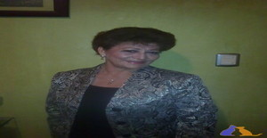 Gloriavi 73 years old I am from Veracruz/Veracruz, Seeking Dating Friendship with Man