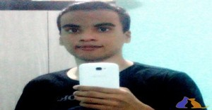 Rafael112595 21 years old I am from Guarulhos/São Paulo, Seeking Dating Friendship with Woman