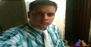 jhonpa 30 years old I am from El Vigía/Mérida, Seeking Dating Friendship with Woman
