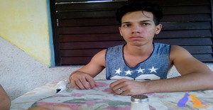 josealejandro 18 years old I am from Santiago de Cuba/Santiago de Cuba, Seeking Dating Friendship with Woman