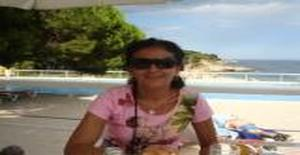 Carmencitabcn 61 years old I am from Barcelona/Cataluña, Seeking Dating Friendship with Man