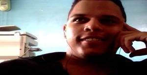El_jefry2003 35 years old I am from Santo Domingo/Distrito Nacional, Seeking Dating with Woman