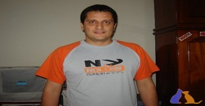 Moreno-33 48 years old I am from Piracicaba/São Paulo, Seeking Dating Friendship with Woman